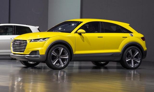 2019 Audi Q4 - news, review, specs, release date, price, interior