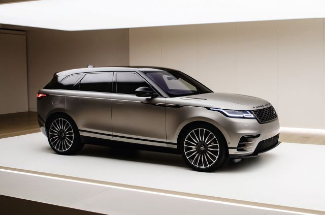 Ford Edge Colors >> 2019 Range Rover Velar SVR Review - 2019 and 2020 New SUV Models