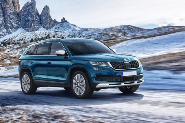 Jeep Cherokee 2019 Release Date >> 2018 Skoda Kodiaq Price, Specs - 2019 and 2020 New SUV Models