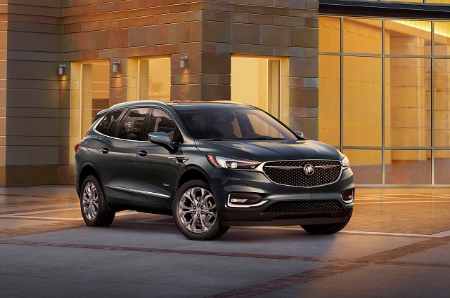 Best 2 Row Luxury Suv >> 2019 Buick Enclave Avenir, Specs - 2019 and 2020 New SUV Models