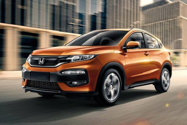 2019 Honda HR-V Redesign, Changes - 2019 and 2020 New SUV ...