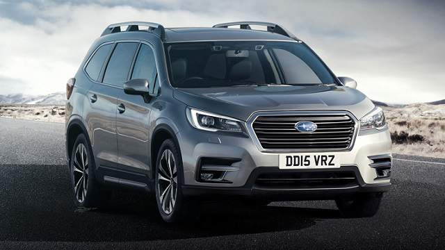 subaru forester redesign  spy shots release date     suv models