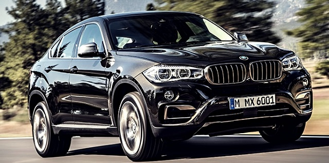 2019 BMW X6 Redesign And Changes