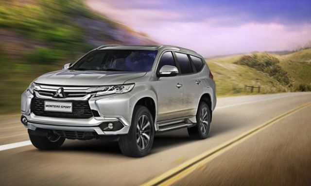 2018 Mitsubishi Montero Sport is the new luxury mid-size ...