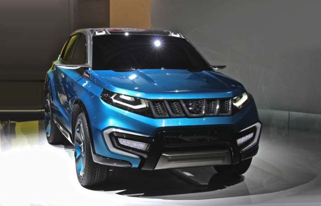 2018 Suzuki Grand Vitara Facelift, Review - 2019 and 2020 ...