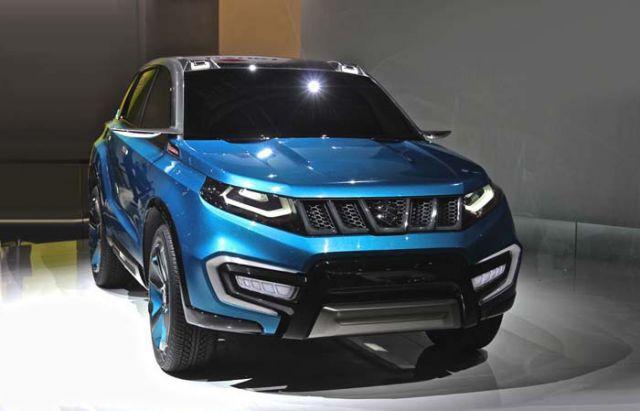 2018 Suzuki Grand Vitara Facelift, Review - 2019 and 2020 New SUV Models