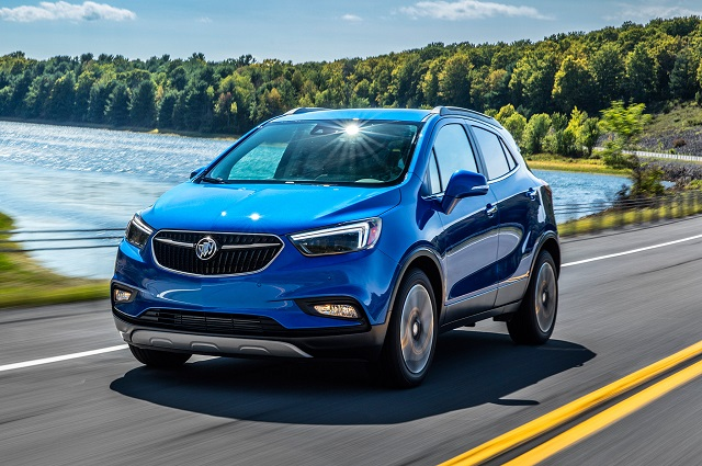 2019 Buick Encore Redesign, Price - 2019 and 2020 New SUV Models