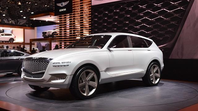 2019 Genesis GV80 SUV - 2019 and 2020 New SUV Models