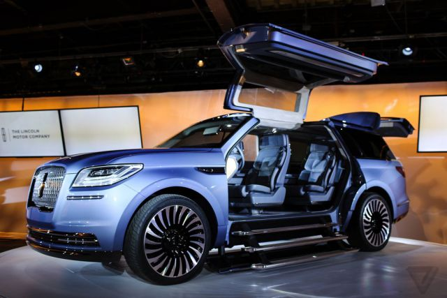 lincoln navigator review price     suv models
