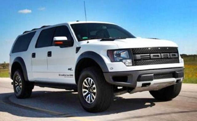 2017 Ford Excursion Release Date >> 2018 Ford Excursion Price - 2019 and 2020 New SUV Models