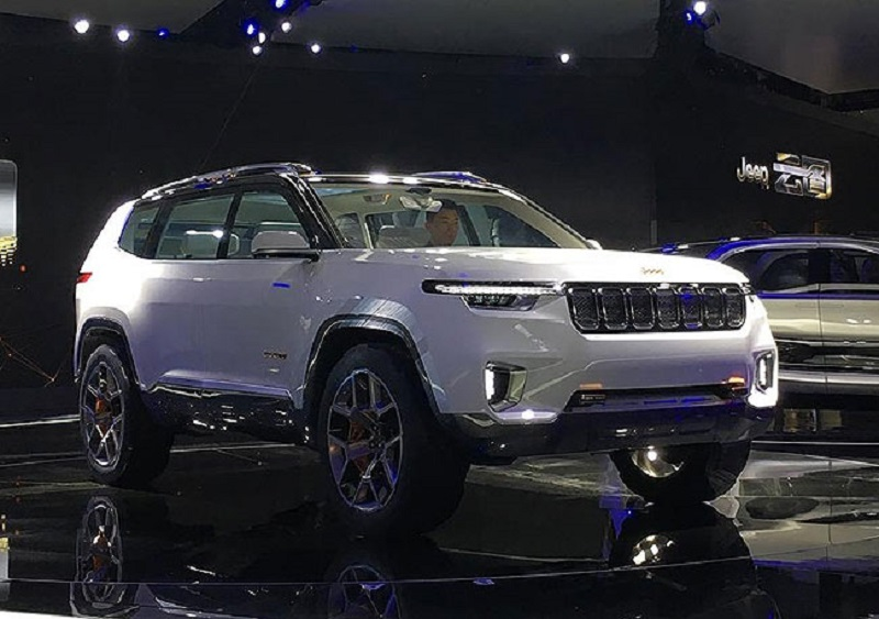 2019 Jeep Grand Cherokee Release date - 2019 and 2020 New SUV Models