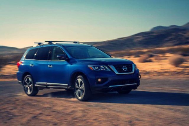 2019 Nissan Pathfinder - 2019 and 2020 New SUV Models