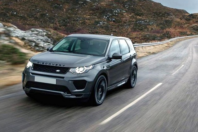 Landrover Discovery Sport Hybrid >> 2019 Best Luxury SUV - 2019 and 2020 New SUV Models