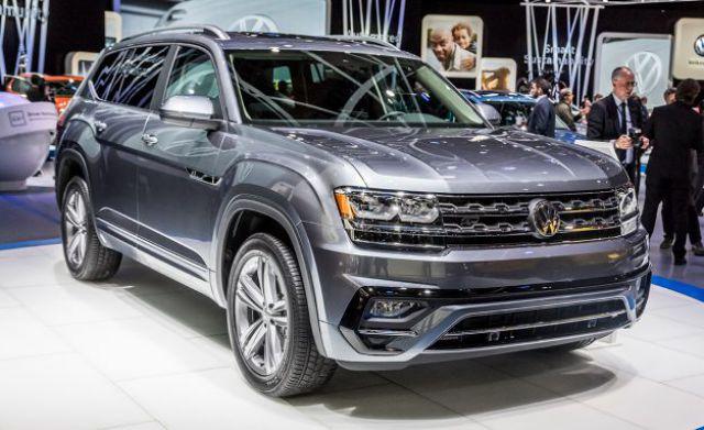 2019 Volkswagen Atlas Release Date Changes 2019 And