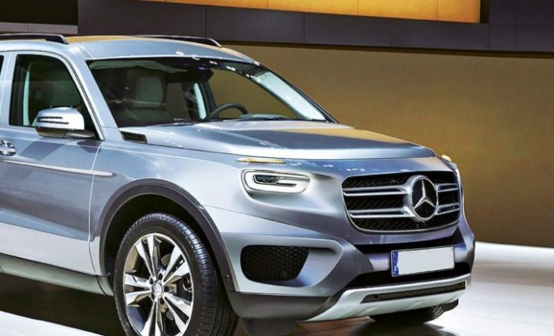 2019 mercedes benz glb 2019 and 2020 new suv models for Mercedes benz suv models