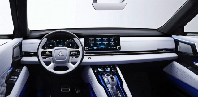 2021 Mitsubishi Outlander Interior 2019 And 2020 New Suv Models